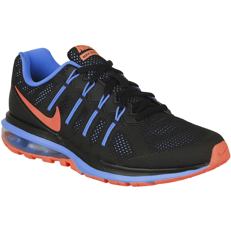 quality design 57d1f 2b454 Zapatilla de Mujer Nike Negro   Azul wmns air max dynasty msl