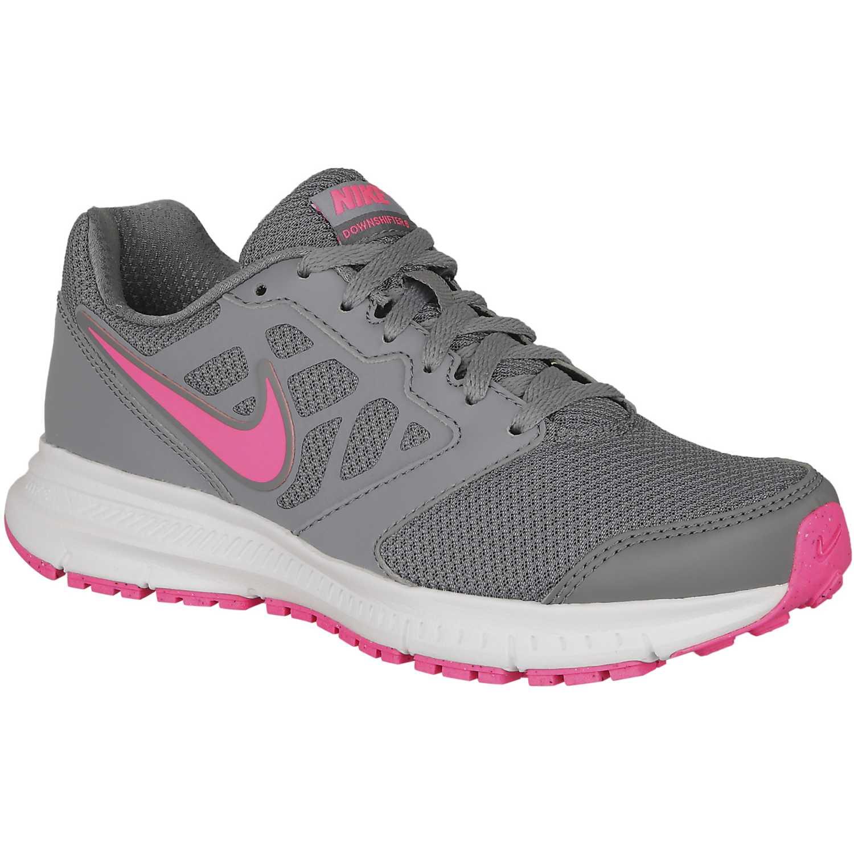 0ca047d3e5 Zapatilla de Mujer Nike Gris / Fucsia wmns downshifter 6 msl ...