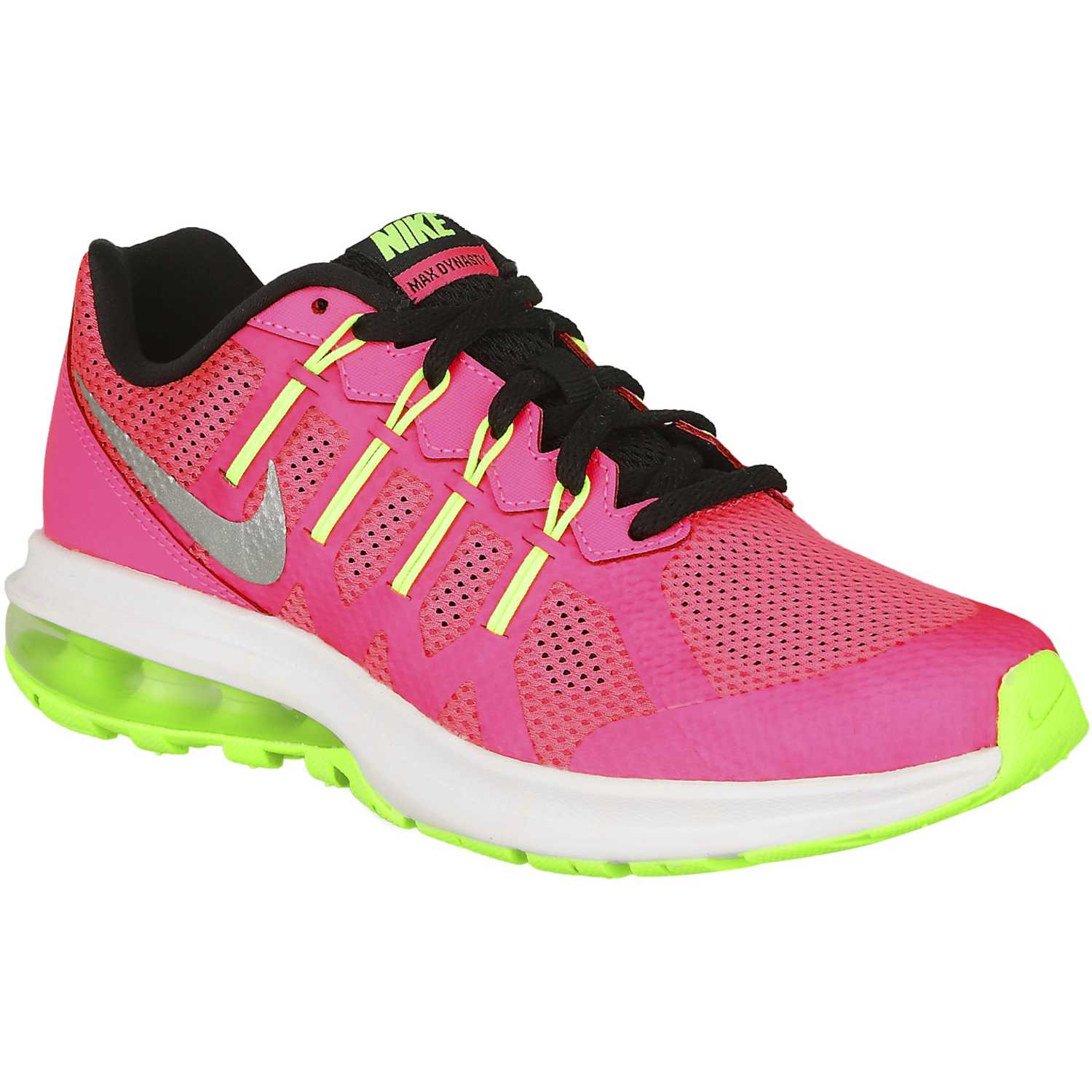 the best attitude b5368 6865f Zapatilla de Jovencita Nike Rosado  Blanco air max dynasty gg