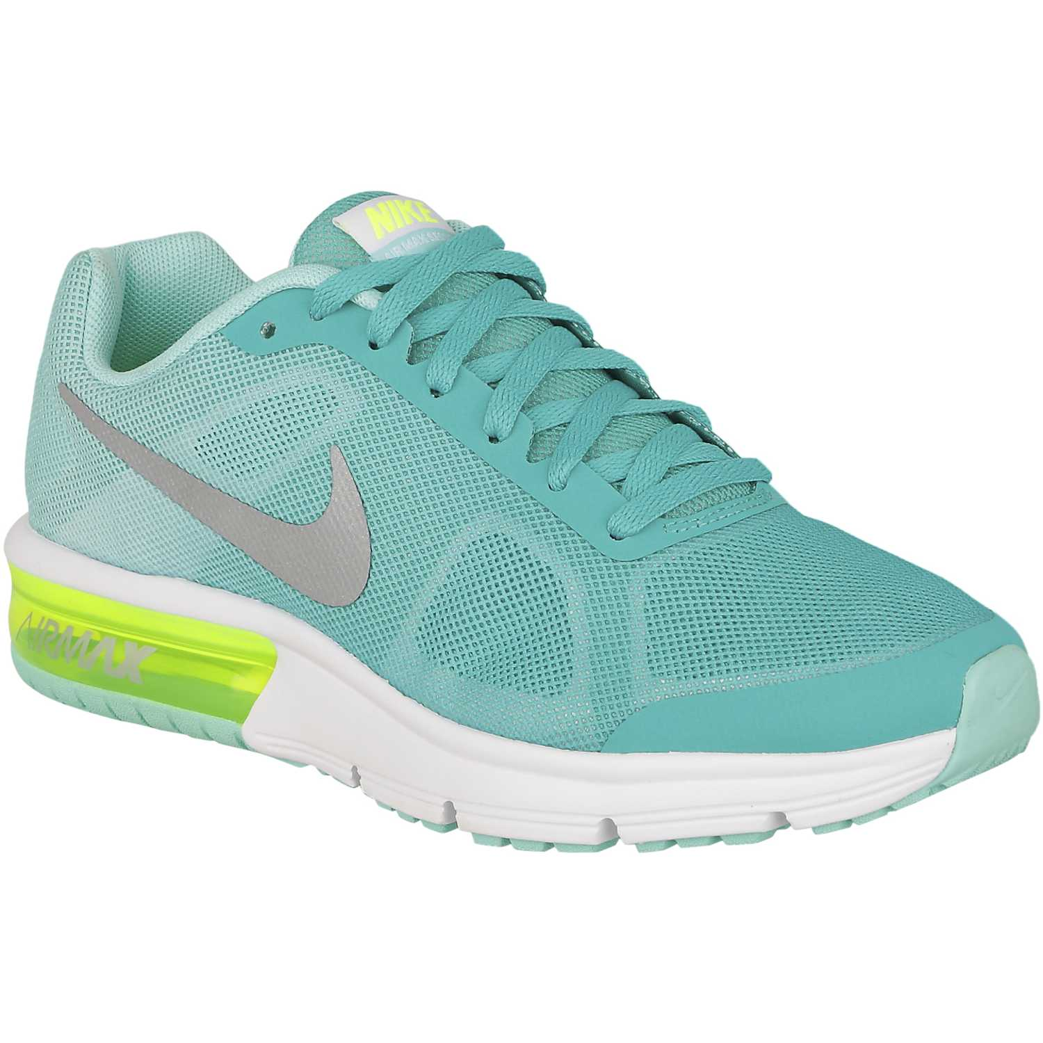 Nike MD Runner GG - Zapatillas para Niña, Color Blanco/Gris/Fucsia, Talla 38