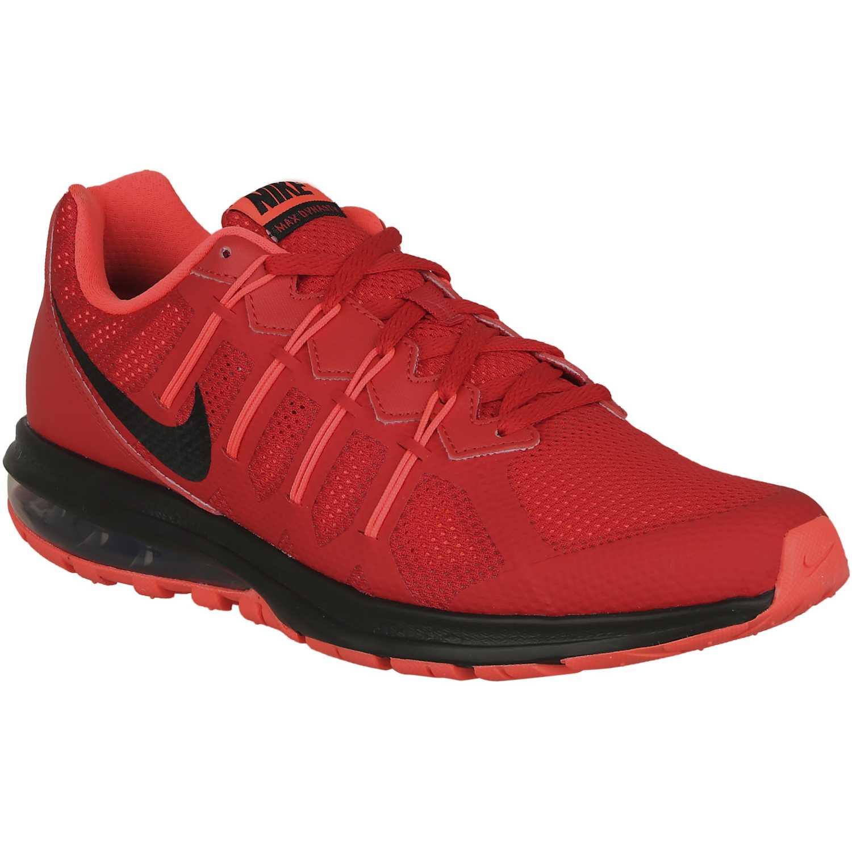 competitive price 46e53 9c3d6 Zapatilla de Hombre Nike Rojo   Negro air max dynasty msl