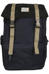 Mochila de  O'Neill BM WILDERNESS BACKPACK Azul / Negro