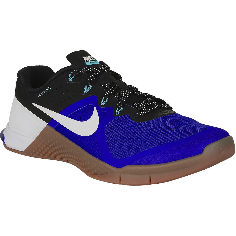 08cfaa1db5ca8 Zapatilla de Hombre Nike Azul   blanco metcon 2