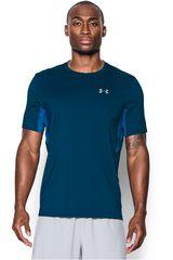 Under Armour Acero de Hombre modelo UA COOLSWITCH RUN S/S Camisetas Deportivo Polos Walking Hombre Ropa