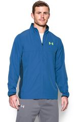 Casaca de Hombre UNDER ARMOUR UA VITAL WOVEN WARM UP Azulino