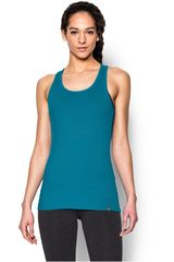 Bividi de Mujer UNDER ARMOUR TECH VICTORY TANK Turquesa