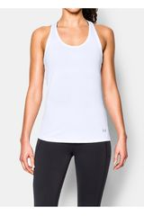 Bividi de Mujer UNDER ARMOUR UA HG COOLSWITCH TANK Blanco