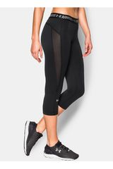 Leggin de Mujer UNDER ARMOUR UA HG COOLSWITCH CAPRI Negro
