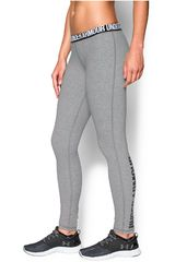 Leggin de Mujer UNDER ARMOUR FLY BY 2.0 LEGGING Plomo