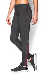 Leggin de Mujer UNDER ARMOUR FAVORITE LEGGING - WORDMARK Gris