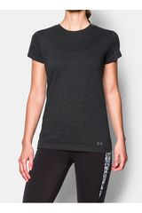 Polo de Mujer UNDER ARMOUR FAVORITE SS CREW Grafito