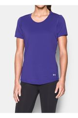 Polo de Mujer UNDER ARMOUR UA HG COOLSWITCH SS Morado