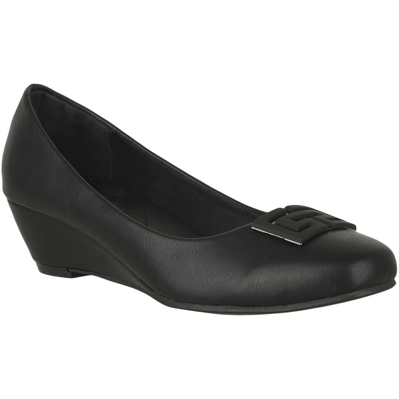 Calzado de Mujer Platanitos Negro cw 27