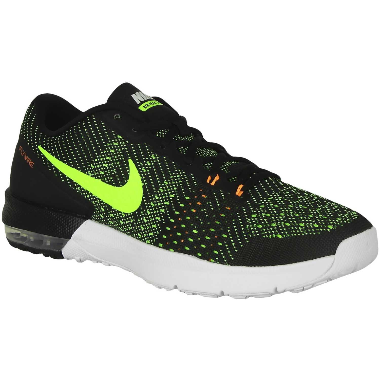 Zapatilla de Hombre Nike Negro   verde air max typha  dd38c6ad87321