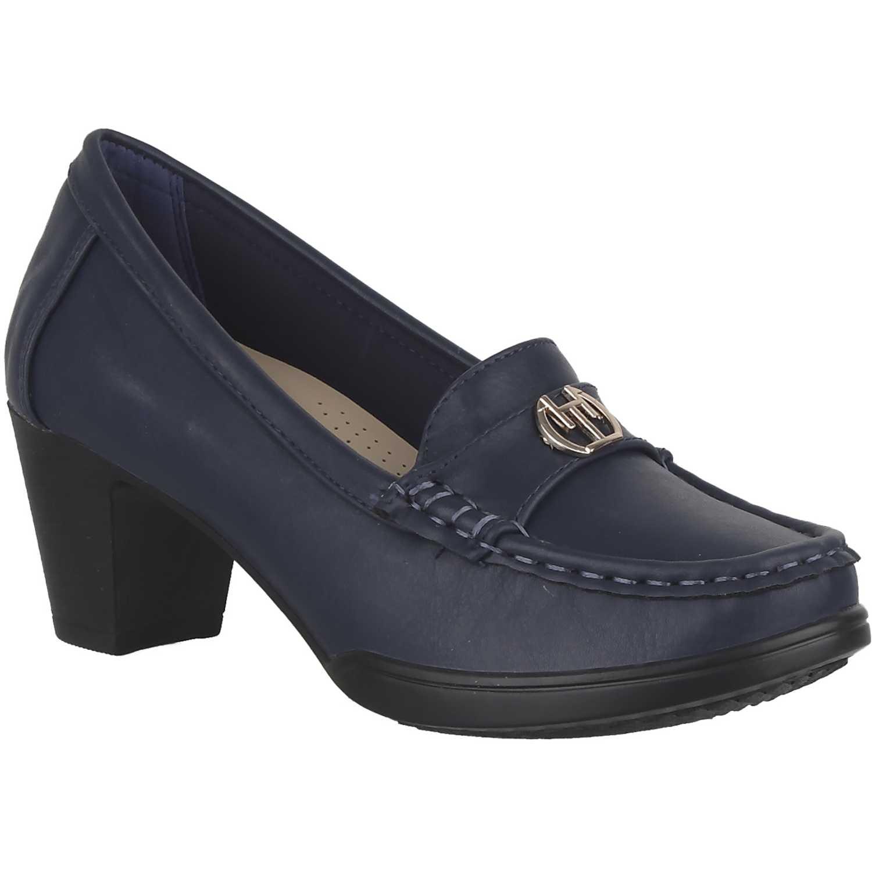 Calzado de Mujer Platanitos Azul c-v-6