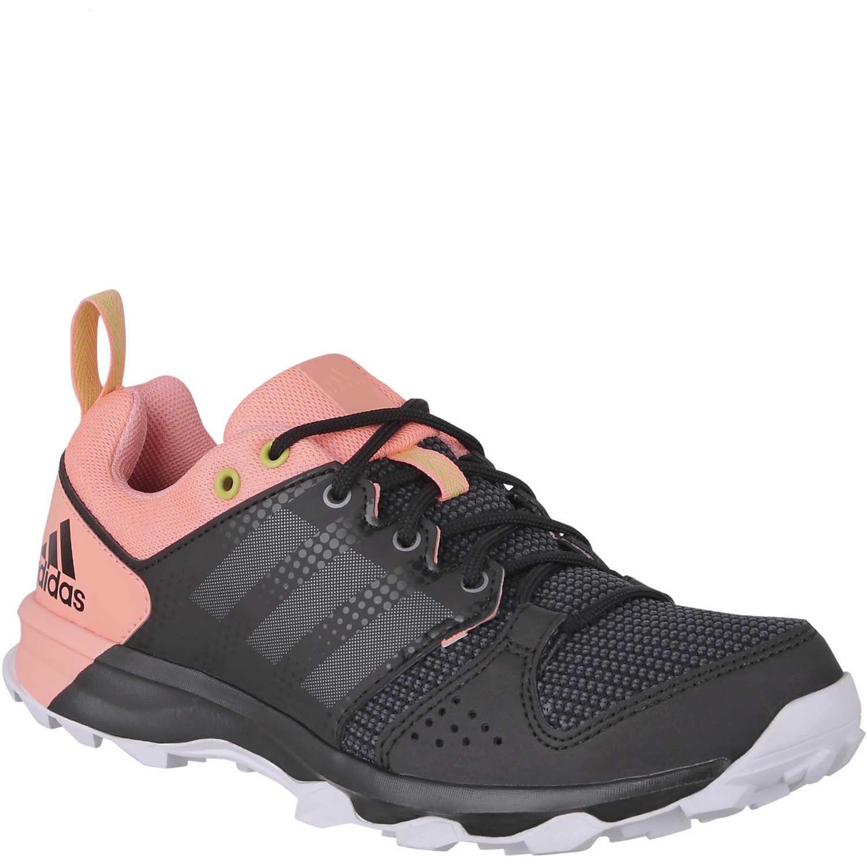 526213250e2 Zapatilla de Mujer adidas Negro   Coral galaxy trail w