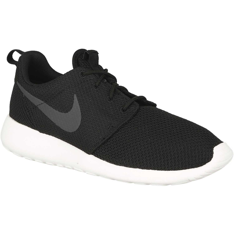 16b0fc644dc Zapatilla de Hombre Nike Negro   blanco roshe one