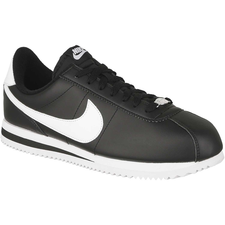 Ngbl Hombre Leather De Zapatilla Basic Nike Cortez fqtcwHz