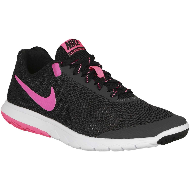 wholesale dealer 649fe f76dd Zapatilla de Mujer Nike Negro   Rosado wmns flex experience rn 5