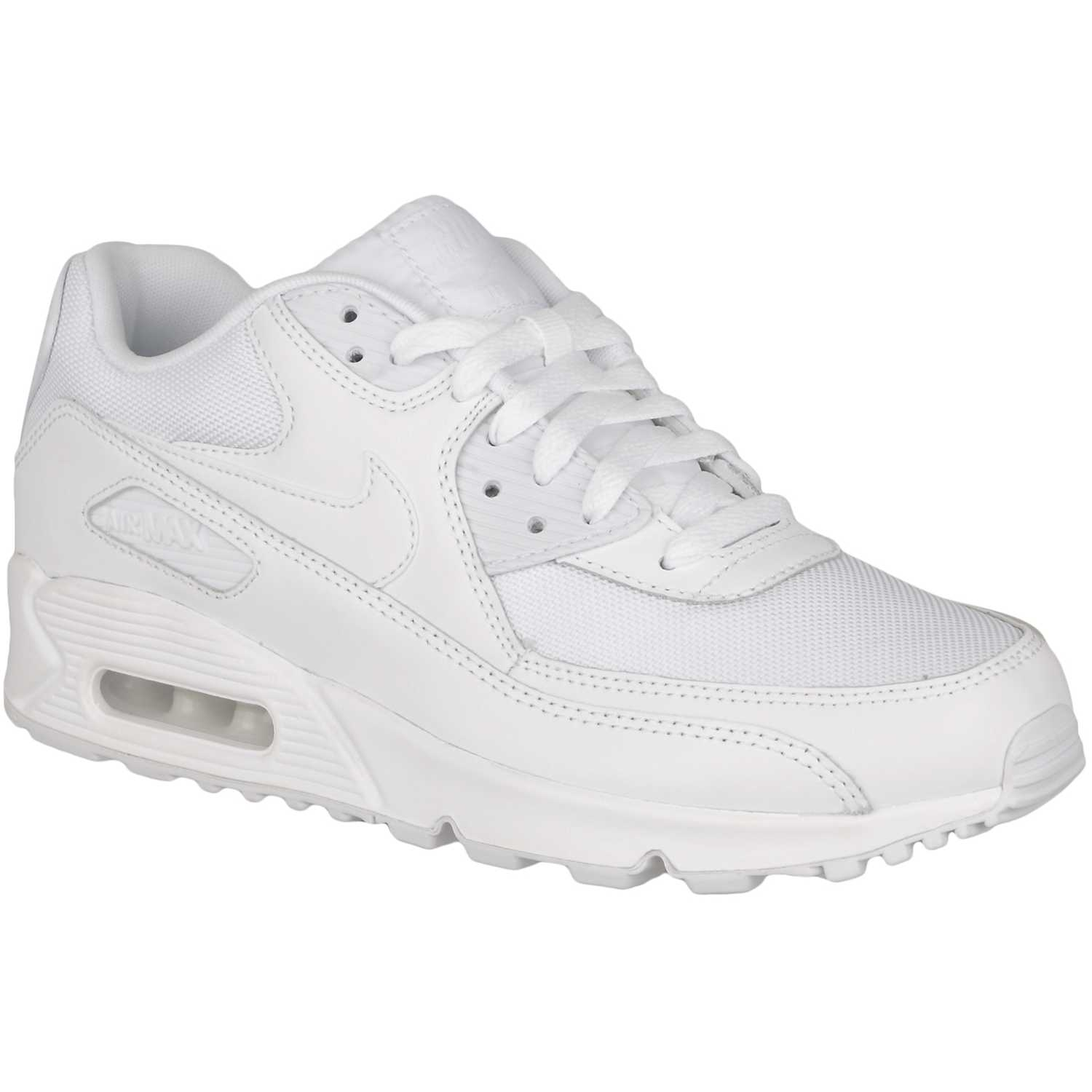 save off 8baa2 3ab5f Zapatilla de Hombre Nike Blanco air max 90 essential