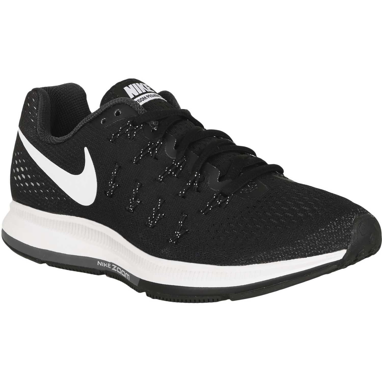 sale retailer c1827 86d3d Zapatilla de Mujer Nike Negro   Blanco wmns air zoom pegasus 33
