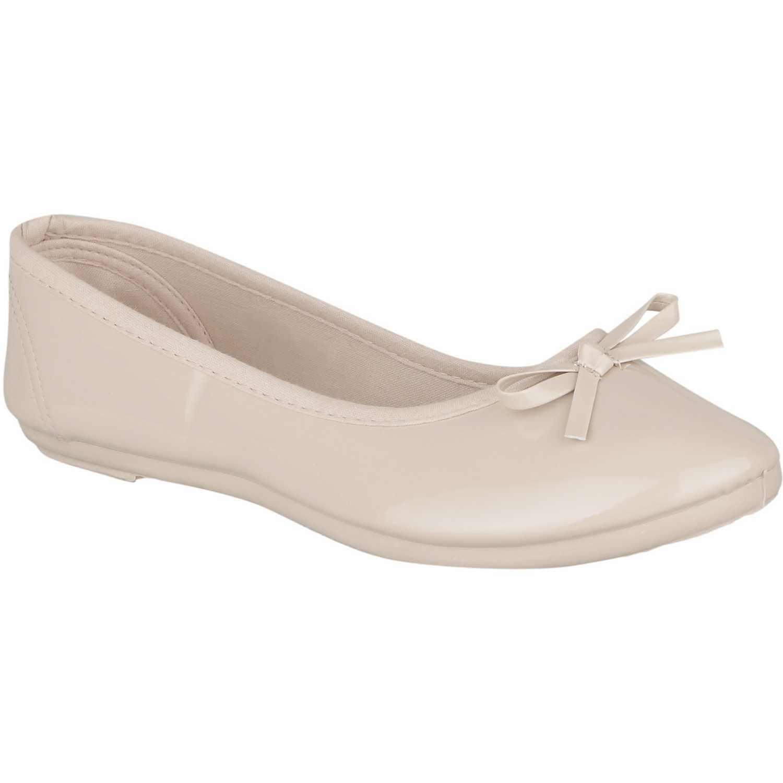 Ballerina de Mujer Platanitos Piel clam-ch 194