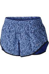 Nike Azul de Mujer modelo PRONTO RACER SHORT Shorts Deportivo