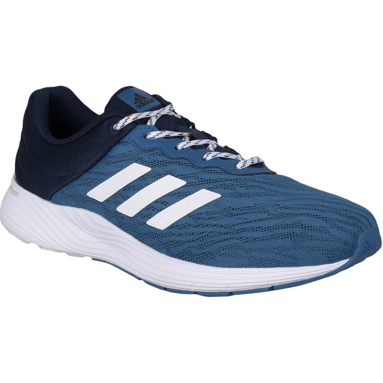 Zapatilla De Hombre Fluidcloud Azul Adidas Negro M q0vrUqfn