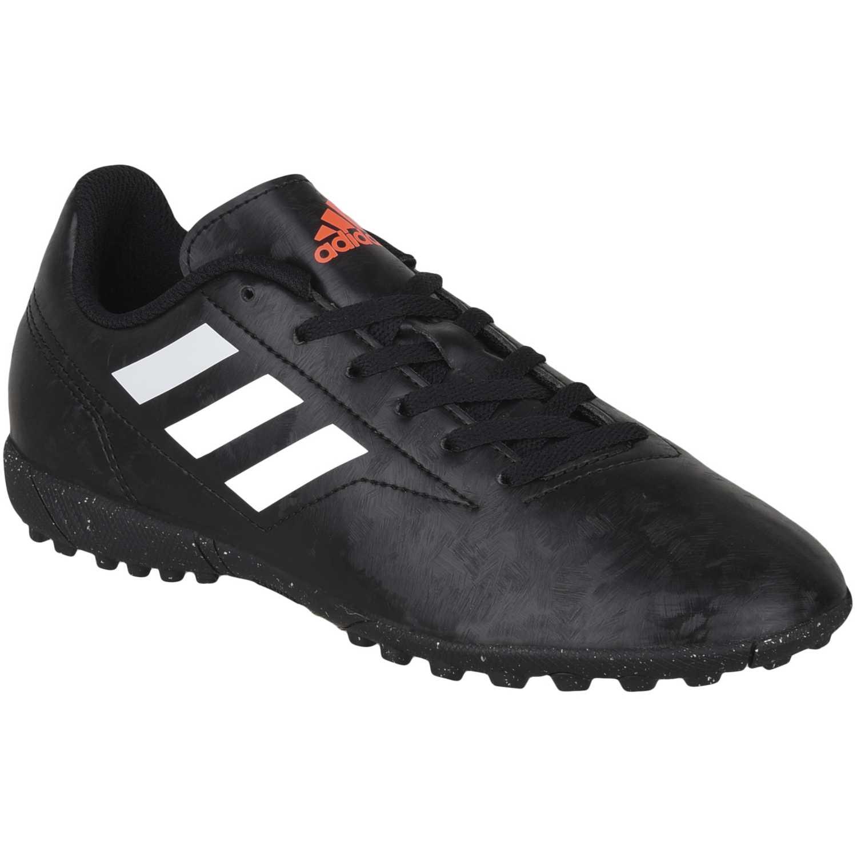 best authentic 63be5 4e8ef Adidas Negro   blanco de Jovencito modelo CONQUISTO II TF J Deportivo Fútbol  Zapatillas