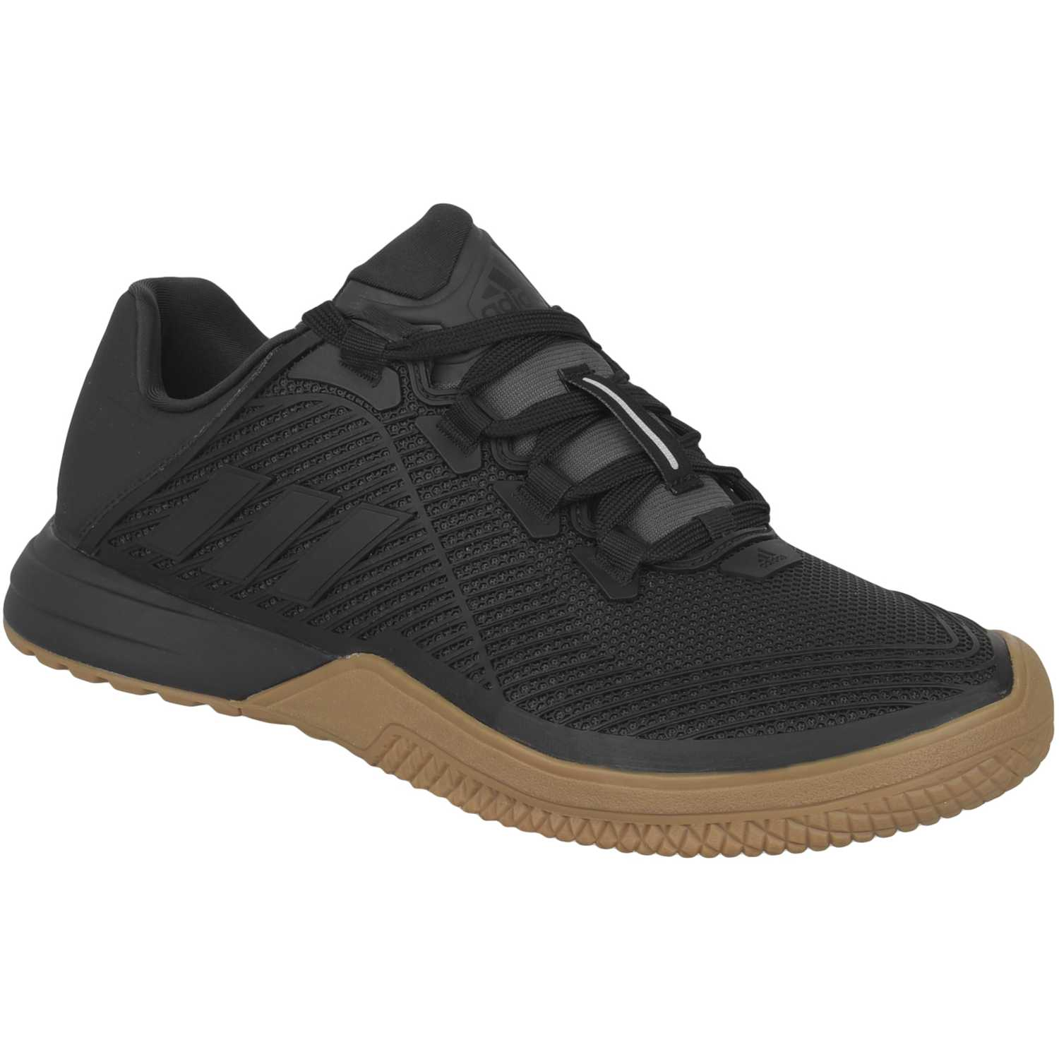 official photos ee748 2d1f3 Zapatilla de Hombre Adidas Negro   marrón crazypower tr m