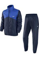 Buzo de Hombre Nike HALF TIME WOVEN TRK SUIT Azul / Azulino