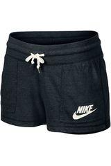 Short de Mujer Nike GYM VINTAGE SHORT Negro