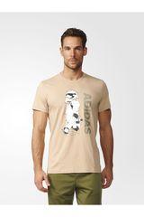 adidas Beige de Hombre modelo STORMTROOPER Deportivo Polos