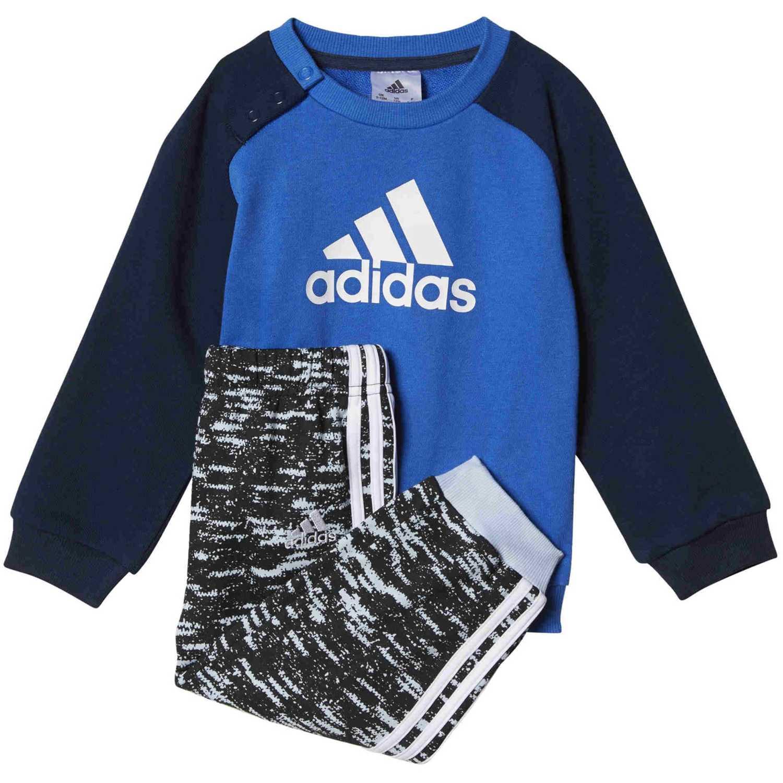 Buzo de Niño adidas Azul i st terry jogg  c0b3c68deeb02
