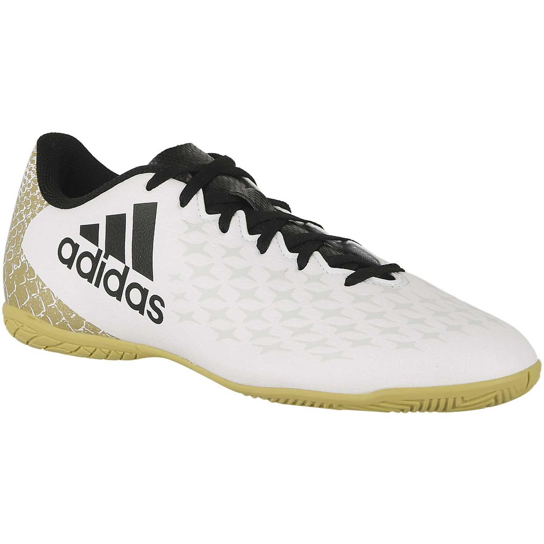 Zapatilla de Hombre adidas Blanco   Dorado x 16.4 in  5ba84b09330fb
