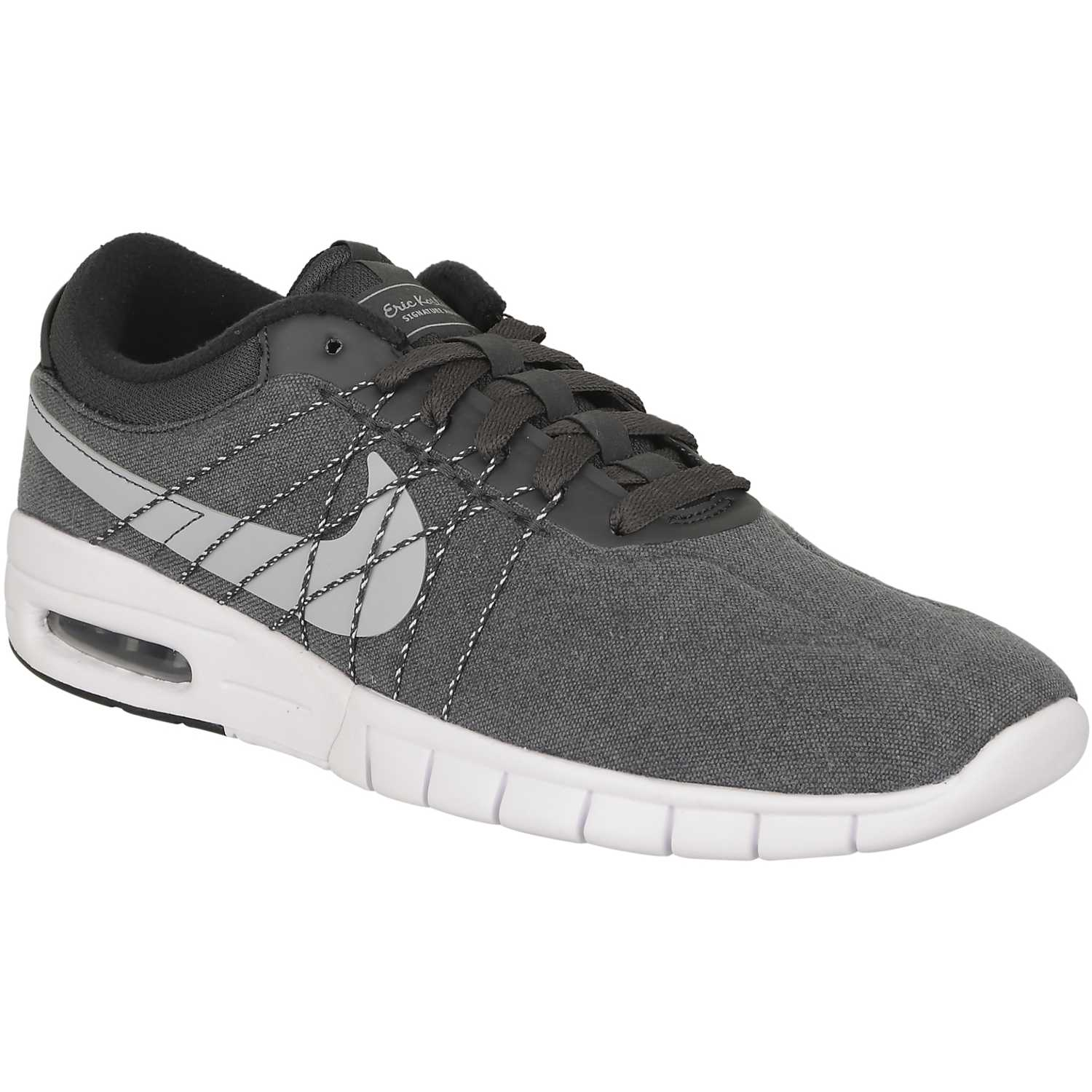 the latest 35e57 fdd3c Zapatilla de Hombre Nike Gris  blanco koston max