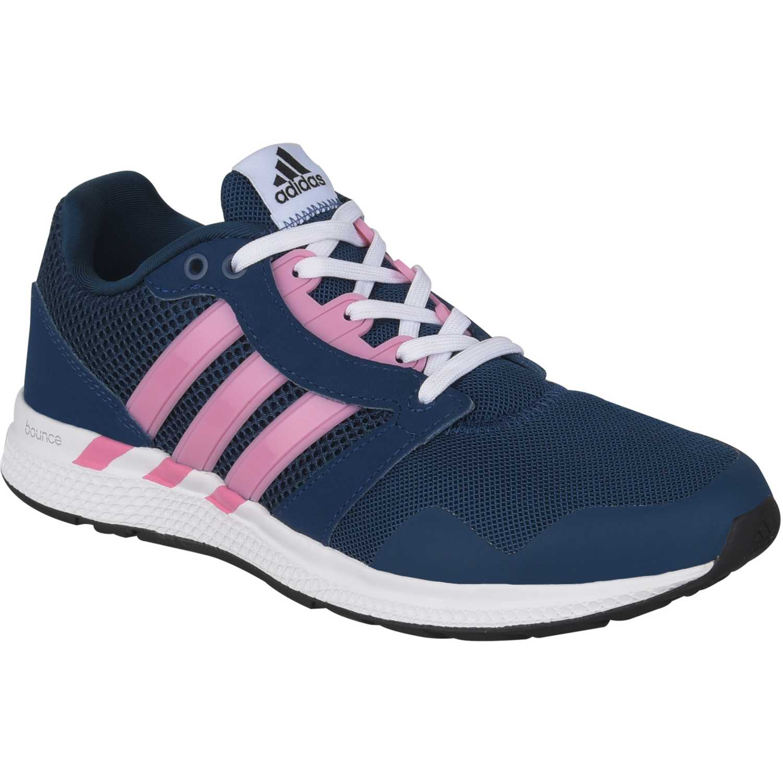 Zapatilla de Mujer adidas Azul / Lila equipment 16 w