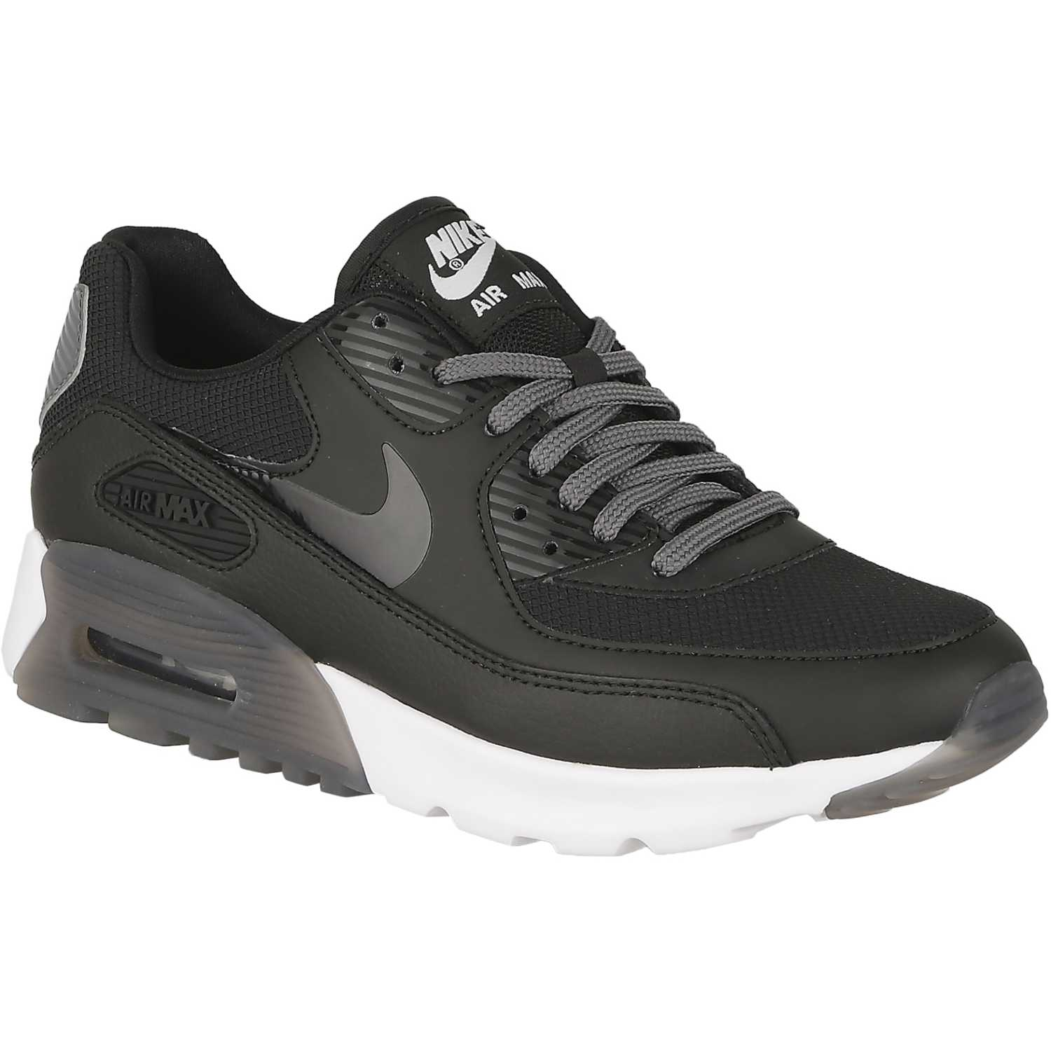 new york 073a7 ae7e5 Zapatilla de Mujer Nike Negro / Blanco wmns air max 90 ultra essential