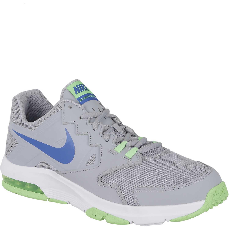 promo code 44201 23570 Zapatilla de Hombre Nike Gris  Verde air max crusher 2