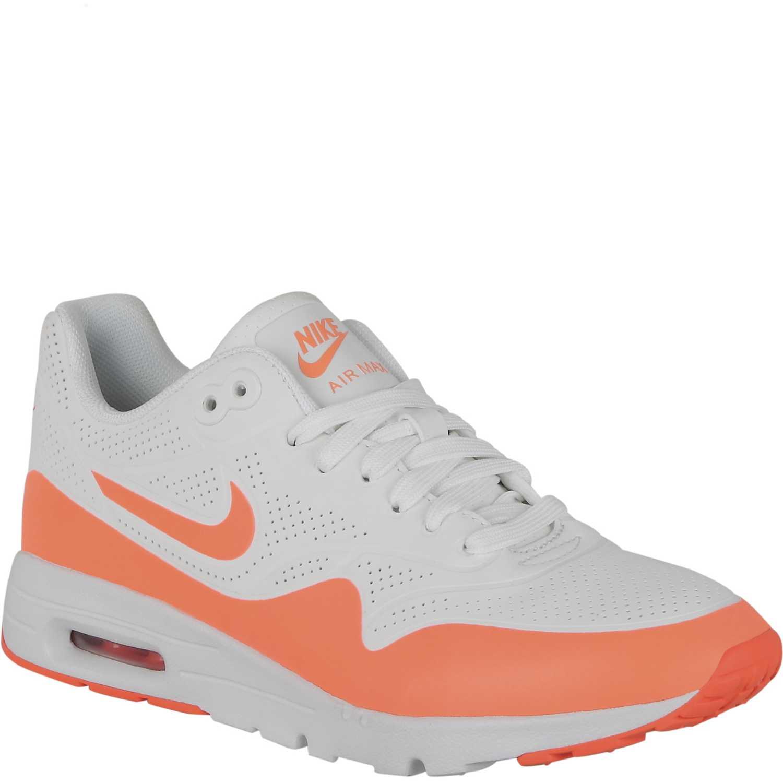 quality design b9871 cdf6b Zapatilla de Mujer Nike Blanco  Naranja wmns air max 1 ultra moire