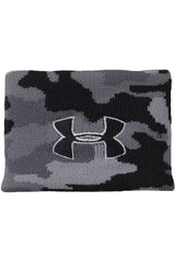 Muñequera de  UNDER ARMOUR UA JACQUARD WRISTBANDS Militar