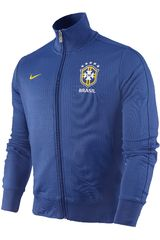 Casaca de Hombre Nike CBF AUTHENTIC N98 Azul