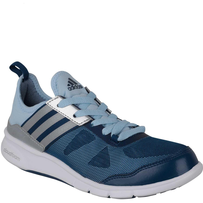 zapatillas adidas azul celeste