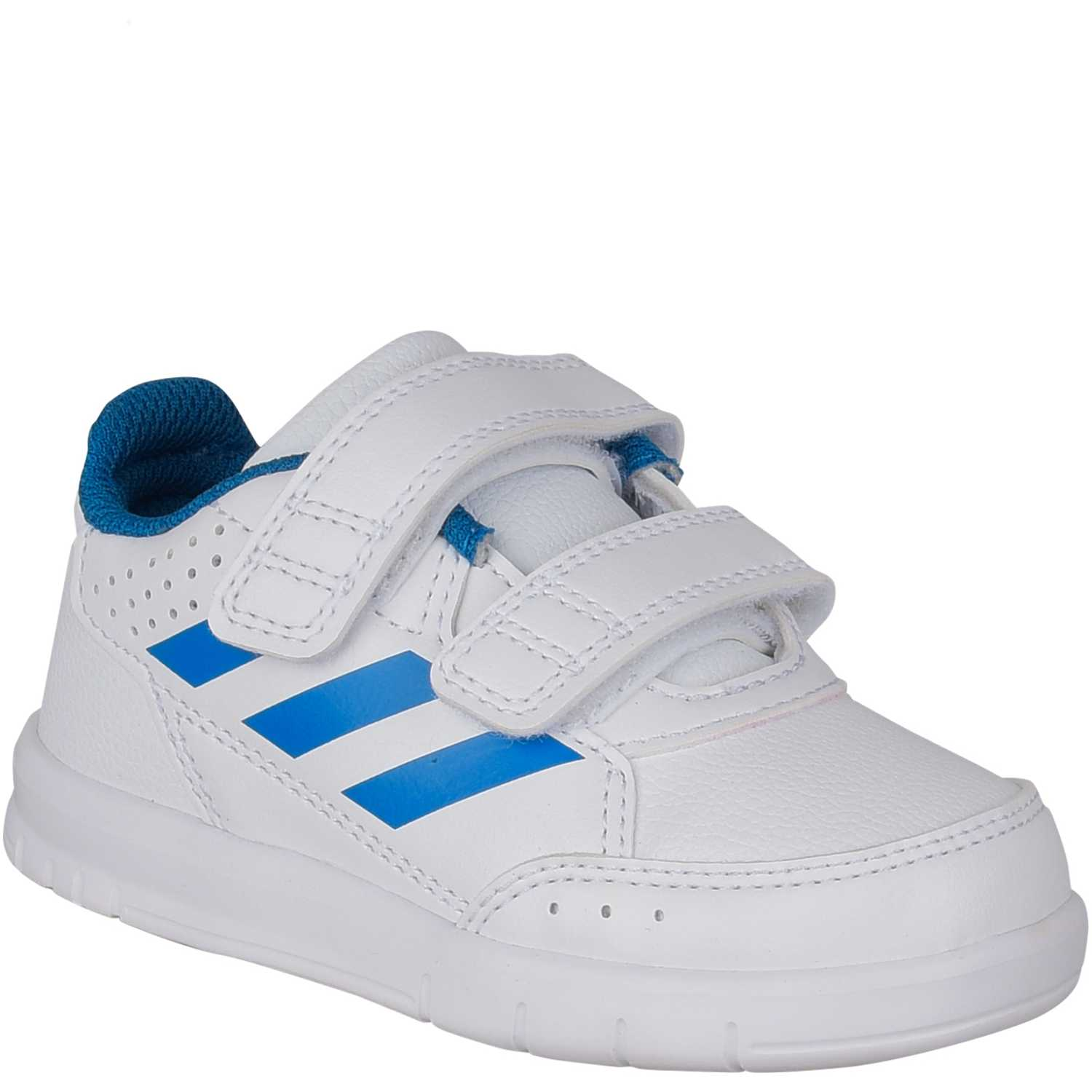 the latest 0354e 4922c Zapatilla de Niño Adidas Blanco  azul altasport cf i