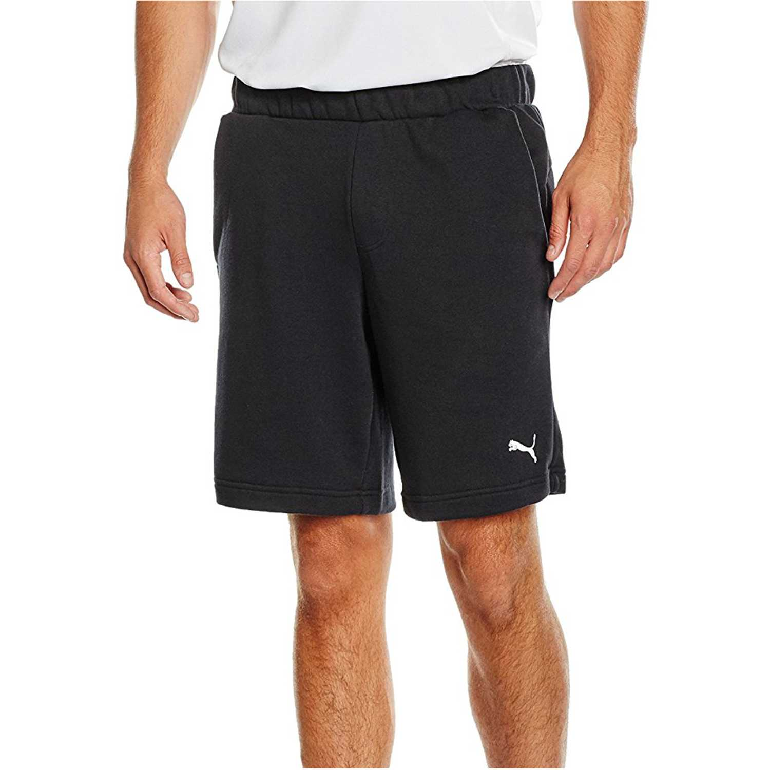 2139292c2e Short de Hombre Puma Negro ess sweat shorts 9