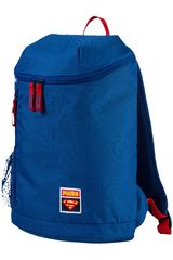 Mochila de Niño Puma SUPERMAN BACKPACK Azul