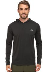 Casaca de Hombre The North Face M REACTOR HOODIE Negro