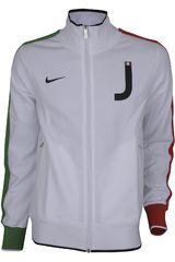 Casaca de Hombre Nike JUVE N98 TRACK JACKET Blanco