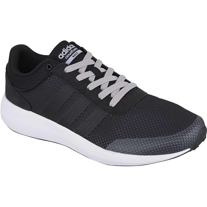a8ba59631f9 57ac1 5e916; order zapatilla de hombre adidas neo negro gris cloudfoam race  e2f2a af7d8