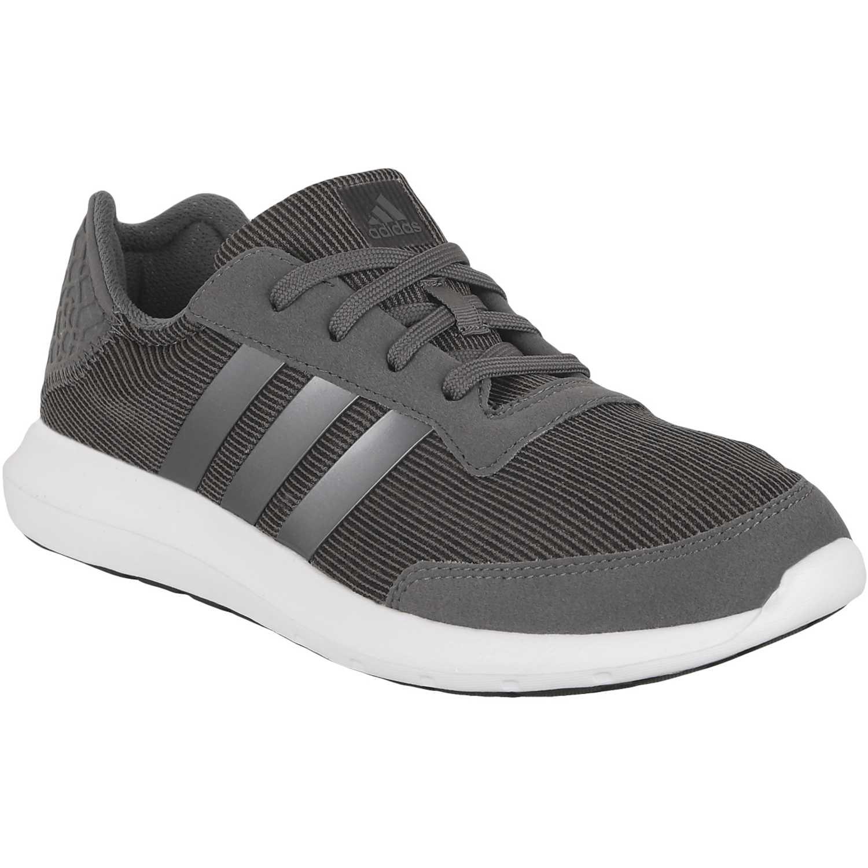 Zapatilla de Hombre adidas Gris / Blanco element refresh 1.1 m
